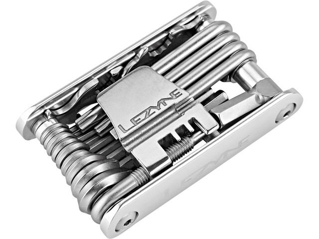 Lezyne Blox-23 Multitool, silver